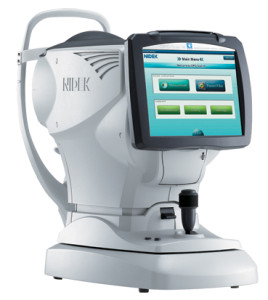 The wavefront analyzer used at Acuity is manufactured by the same company that makes our Excimer vision correction laser.